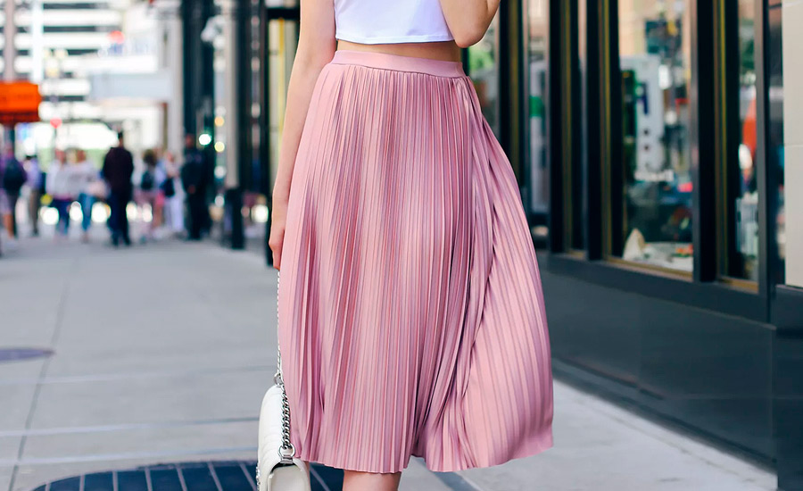 Как носить юбки