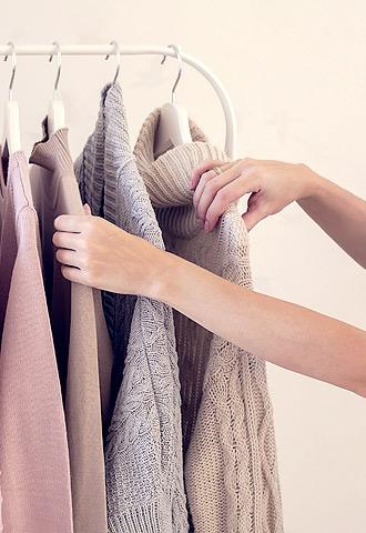 Разбор гардероба для Марины
