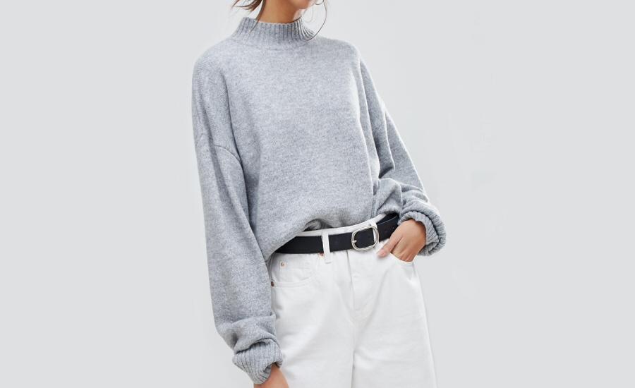 Свитеры: как выбрать и что носить?