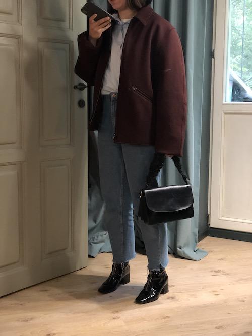 Разбор гардероба для Дарьи