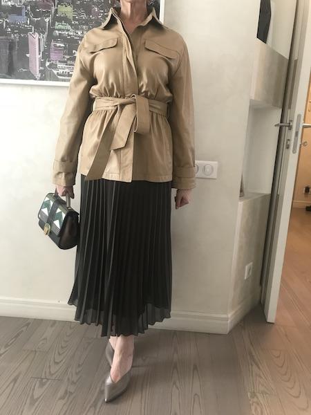 Разбор гардероба для Ирины