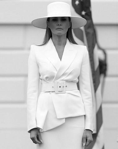 Мелания Трамп.  Икона стиля Америки