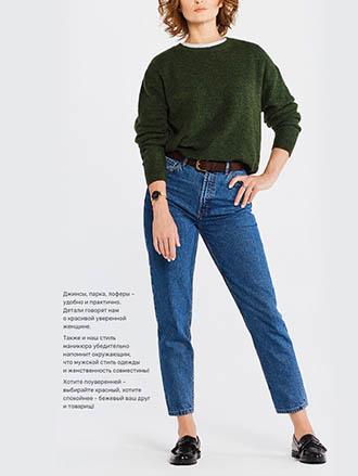 12 стилей ногтей согласно основным стилям одежды
