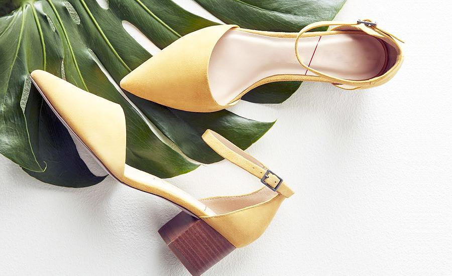 Запись вебинара по летней обуви
