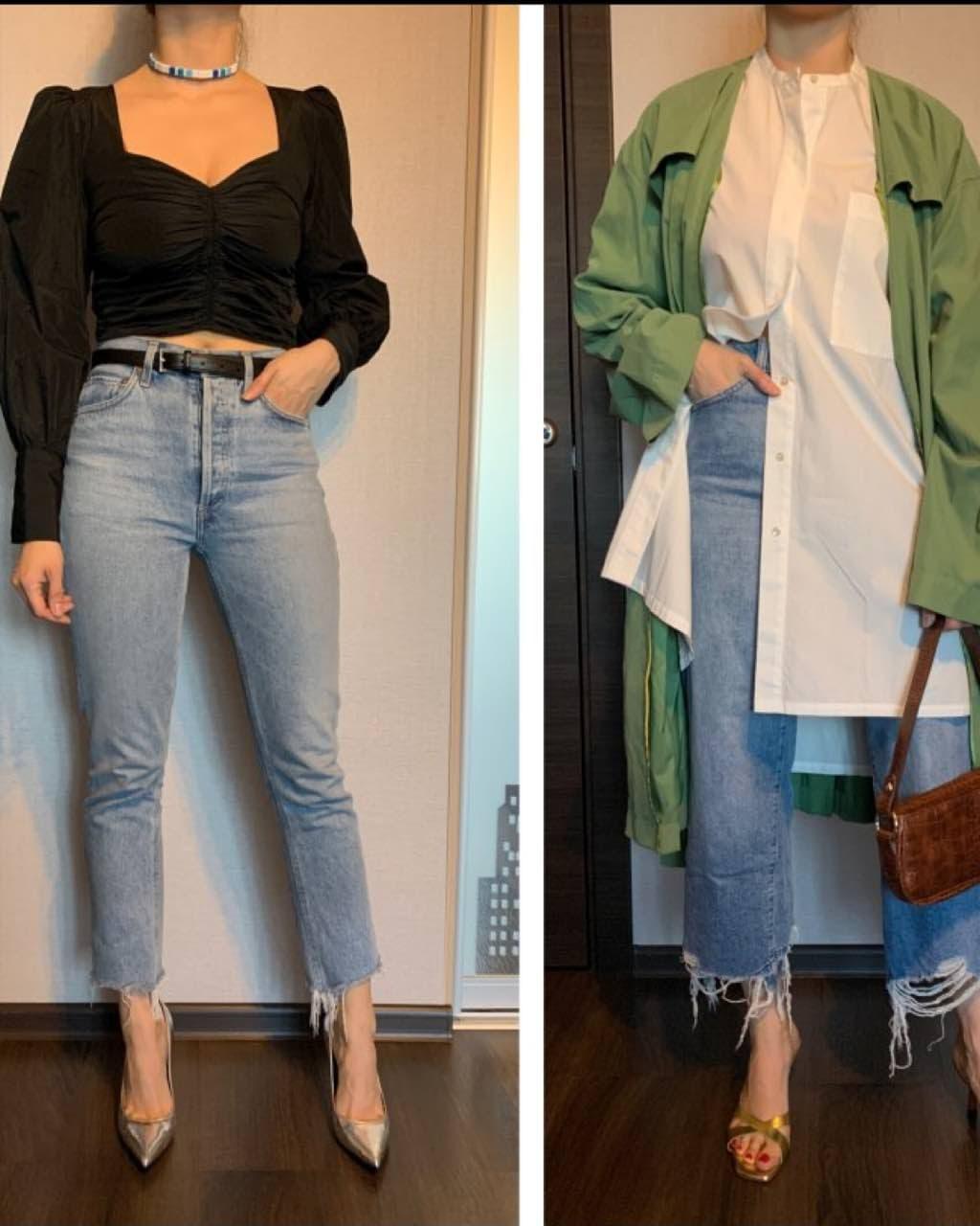 Разбор гардероба для Ксении