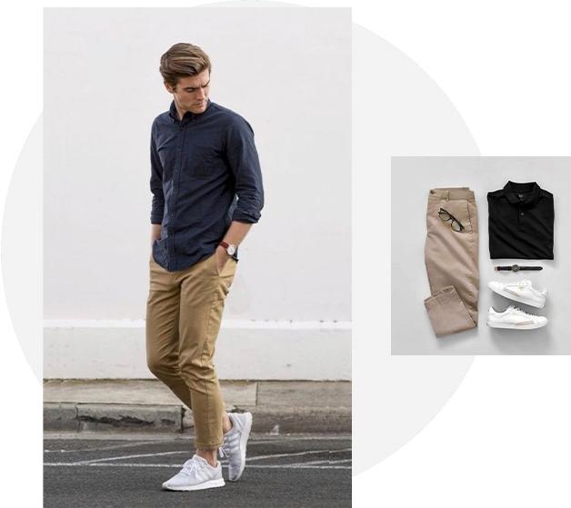 Мужской разбор гардероба/шопинг