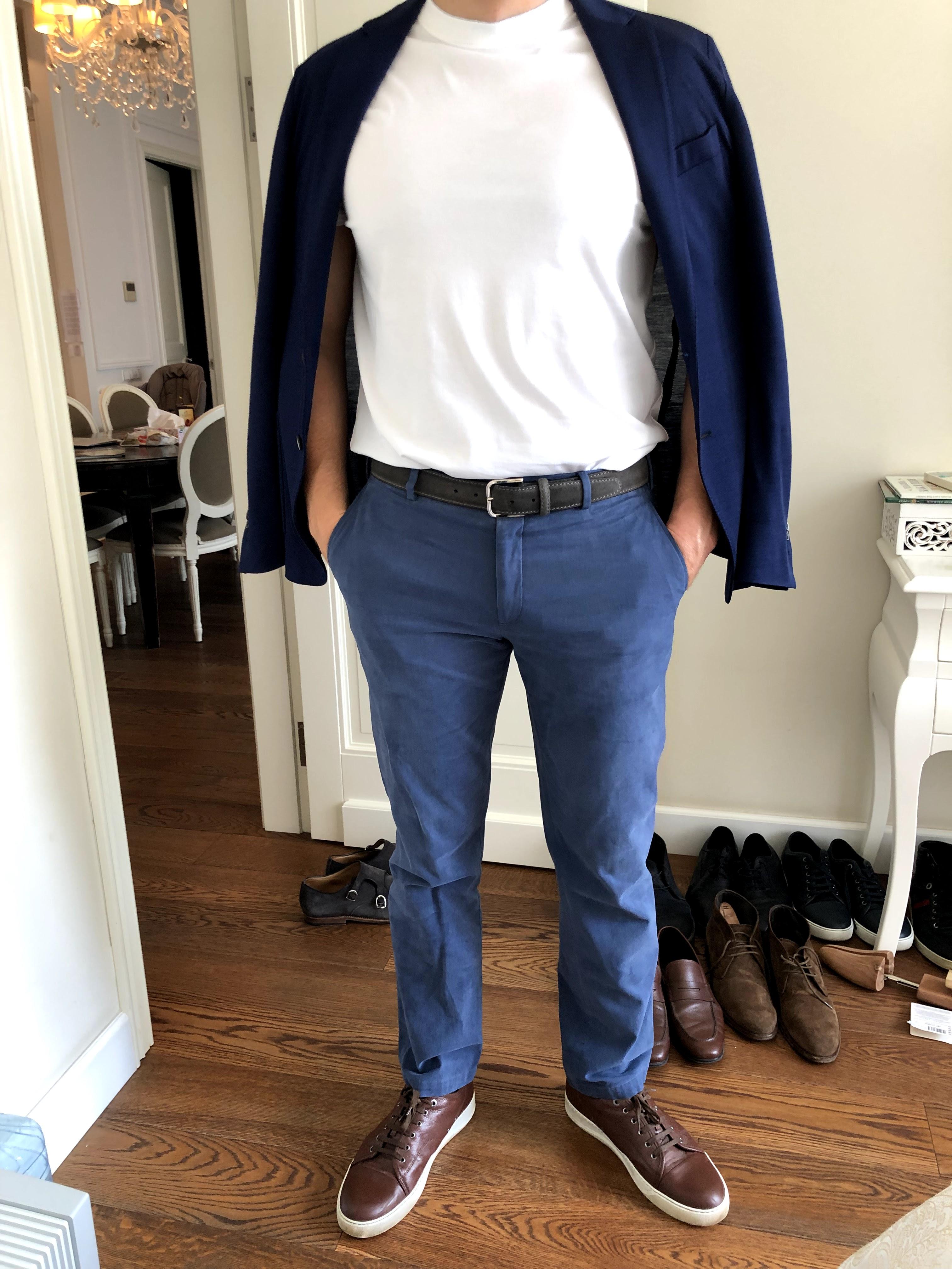 Разбор гардероба для Фёдора