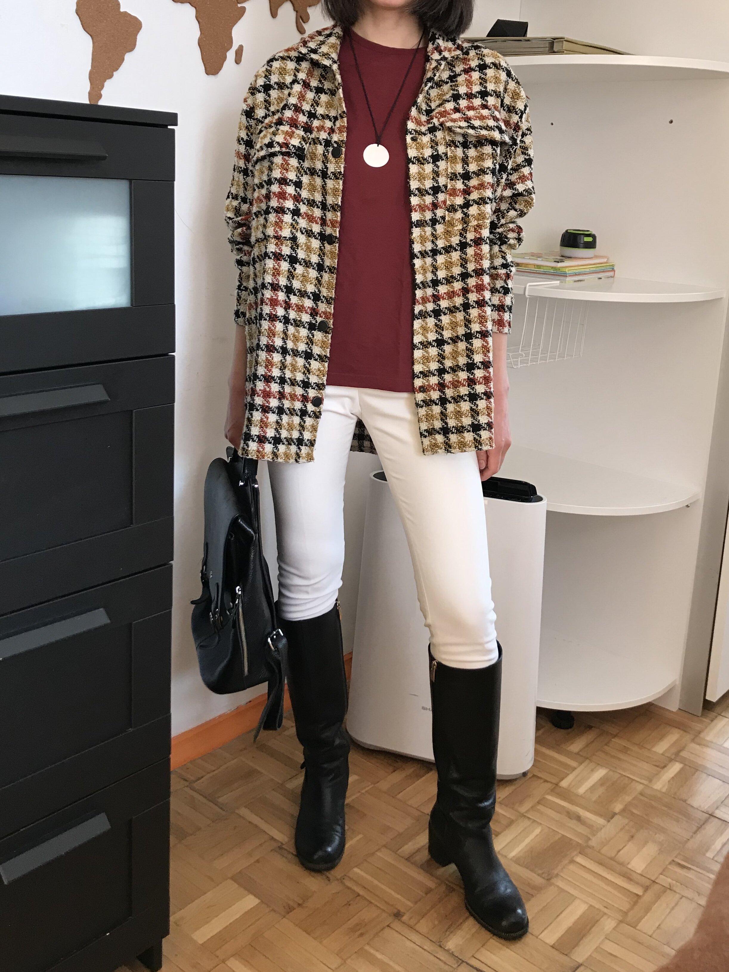 Разбор гардероба для Карины
