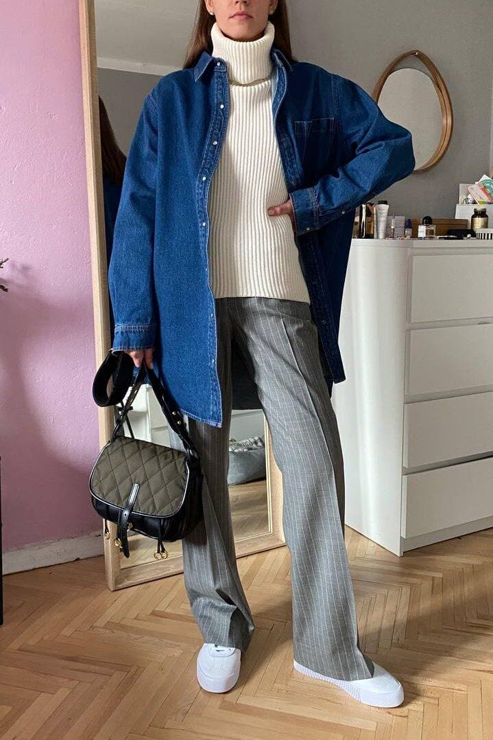 Разбор гардероба для Анны